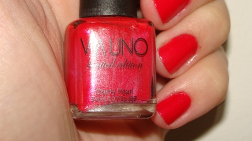 Cherry Pearl Via Uno