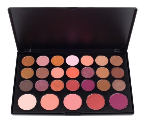 26 cores de sombra-blush