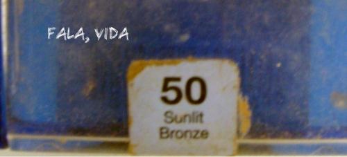 Maybelline 50 sunlite bronze